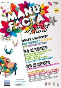 Manufacta  24-25 Maggio